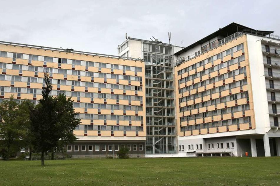 Das Hotel war der Vorzeigebau der DDR, wurde für 50 Mio. Euro gebaut.