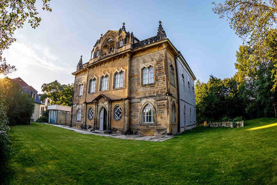 Dieser um 1800 erbauen Villa verdankt das Waldschlösschen-Areal seinen Namen.