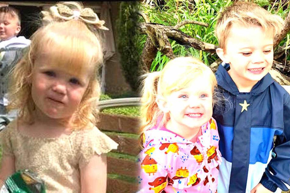 """Arron Jeff Whysalls Tochter Olivia konnte von """"Petit Foilous"""" gar nicht genug bekommen."""