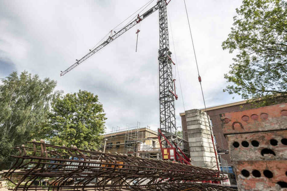 "Das marode Gebäude der Behindertenschule ""Janusz Korczak"" wird komplett saniert."