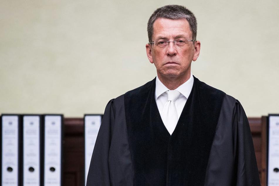 Richter Ralf Fischer muss über den mutmaßlichen Spion richten.