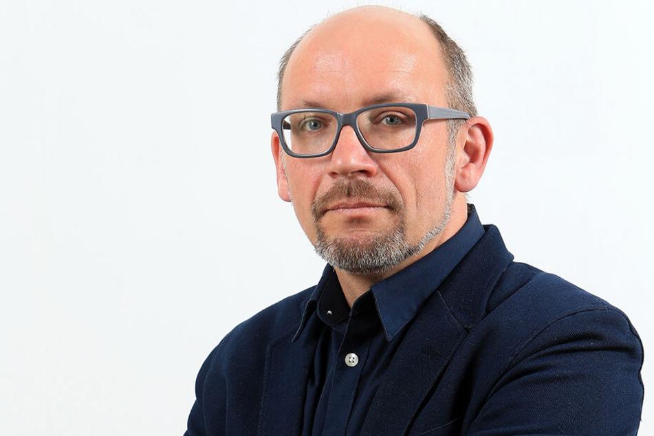 Baumfreund Ulf Kallscheidt (48, SPD) zeigt sich enttäuscht über die Entscheidung des Stadtrats.