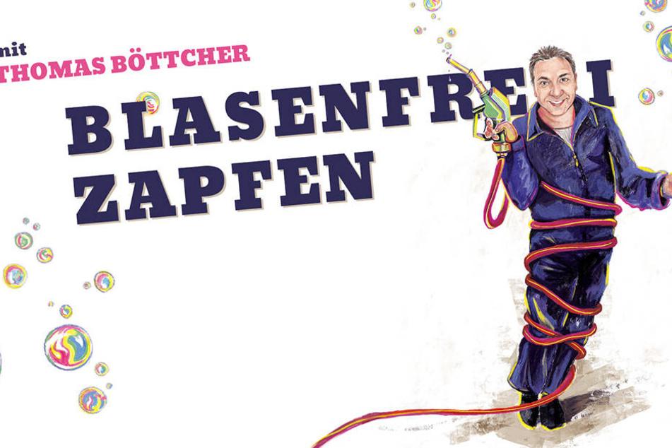 Ab September ist Thomas Böttcher als Tankwart im Radeberger Biertheater zu erleben.