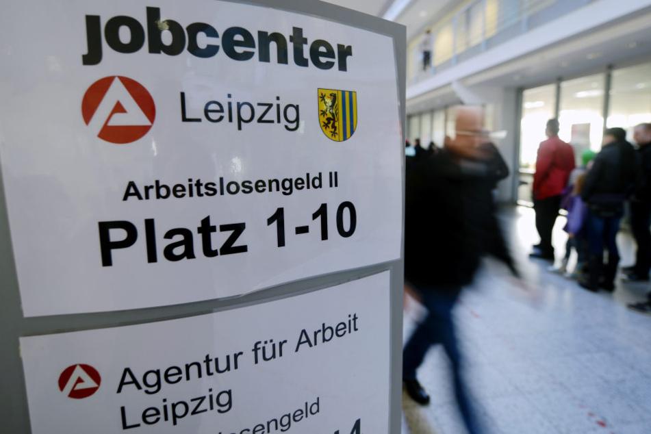 In der Agentur für Arbeit in Leipzig-Möckern ging Dienstagnachmittag eine Bombendrohung ein.