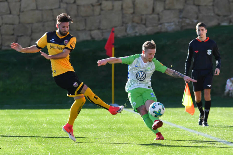 Zurück in die zweite Liga! Ex-Dynamo Stefaniak wechselt nach Nürnberg