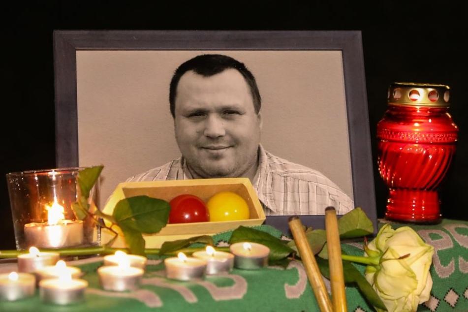 Am Sonntag wurde der erst 31 Jahre alte René Quaschnewski von einem betrunkenen Raser getötet.