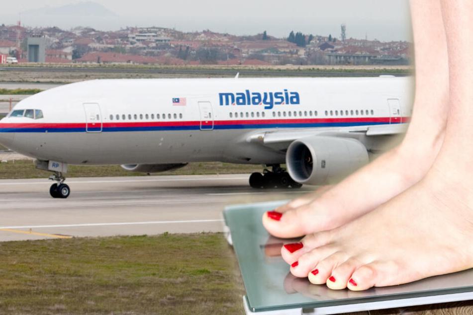 Wegen 700 Gramm Übergewicht: Airline feuert langjährige Stewardess!