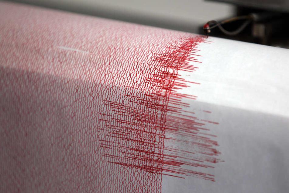 Schon wieder Erdbeben im Vogtland!