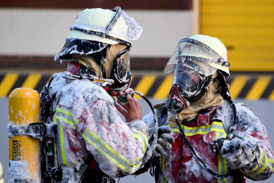 Bei dem Feuer entstand ein geschätzter Schaden von rund einer viertel Million Euro. (Symbolbild)