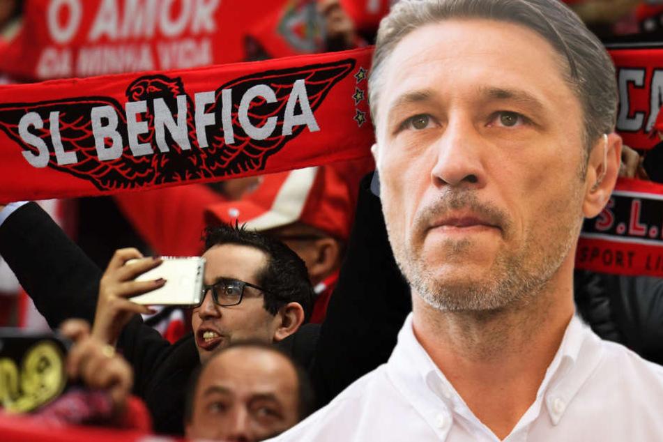 Bayern-Trainer Niko Kovac rechnet für das Spiel gegen Benfica mit zwei Rückkehrern.