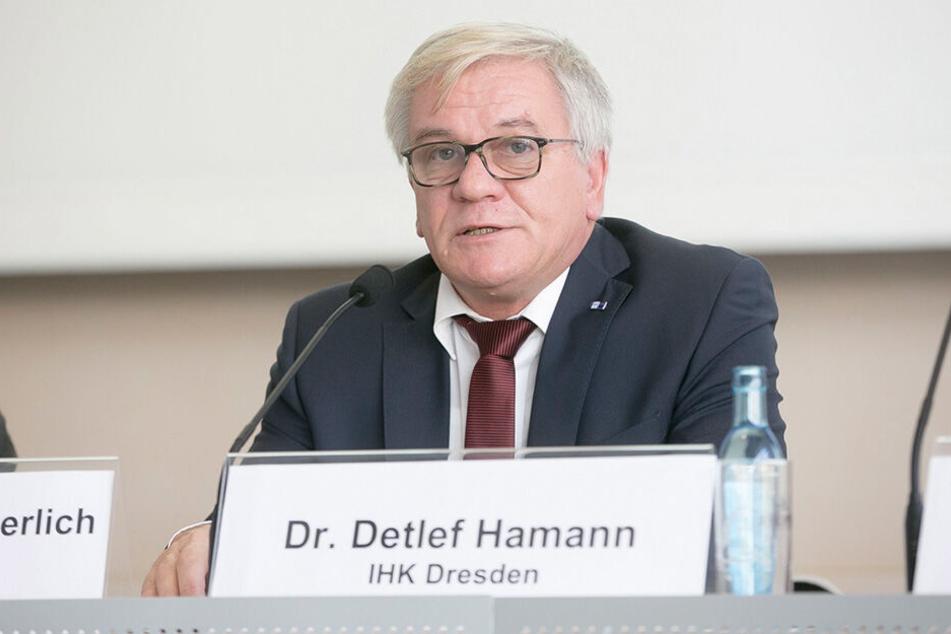 LTV-Vize Detlef Hamann.
