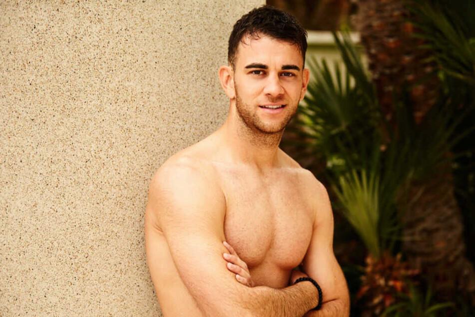 """Serkan Yavuz (26) will bei """"Bachelor in Paradise"""" die Frau fürs Leben finden."""