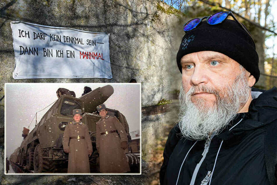 Als Atombomben in Bischofswerda tickten: Was wird aus dem geheimen Russen-Bunker?