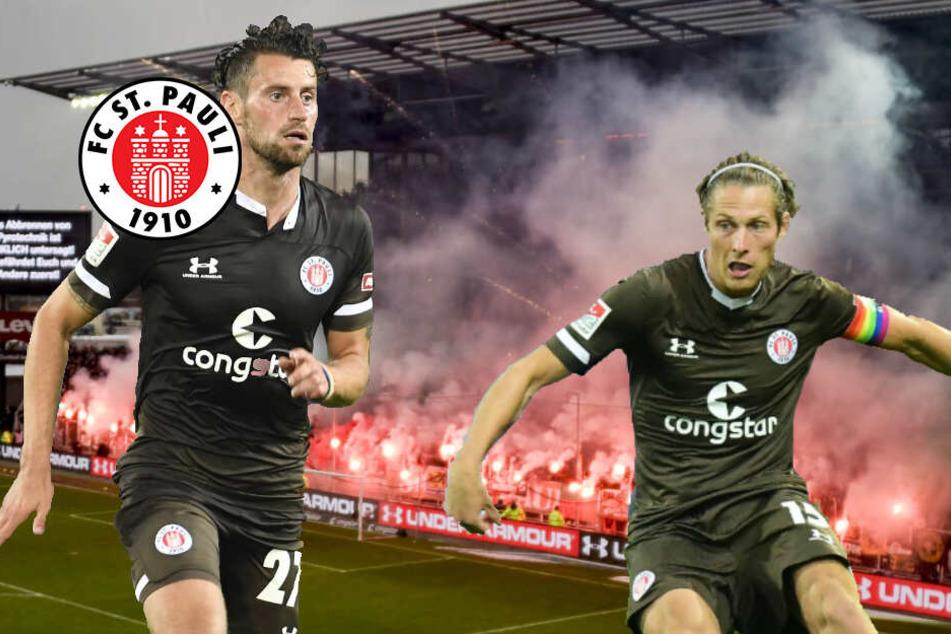 St.-Pauli-Kapitäne richten flammenden Appell an ihre Fans