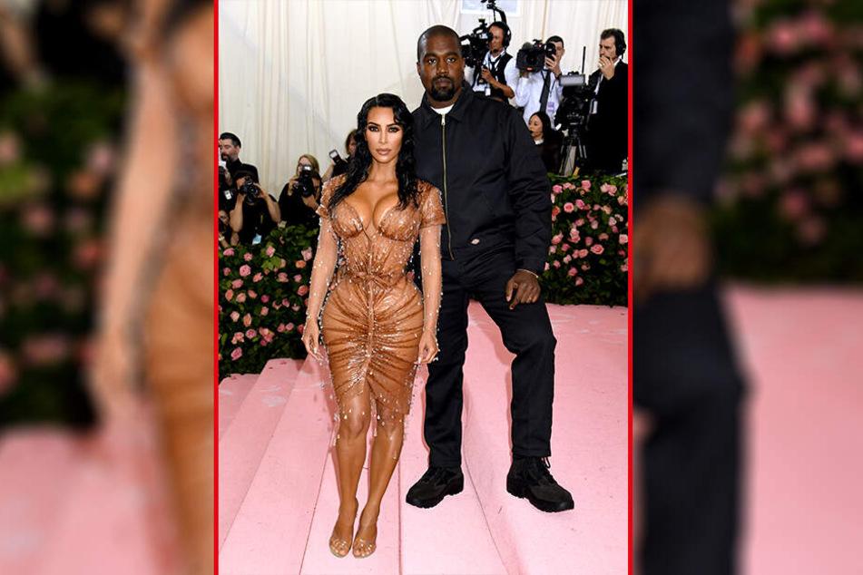 Kim kardashian (38) und ihr Geliebter Kanye West (41) werden wieder Eltern.