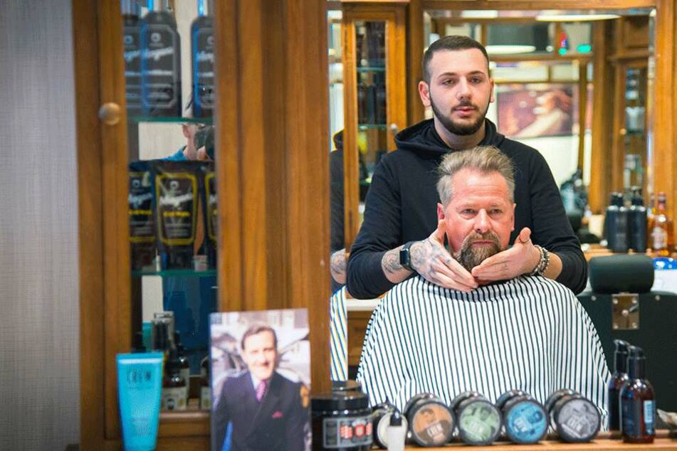 Friseur droht Abschiebung in ein Land, das er nicht mal kennt