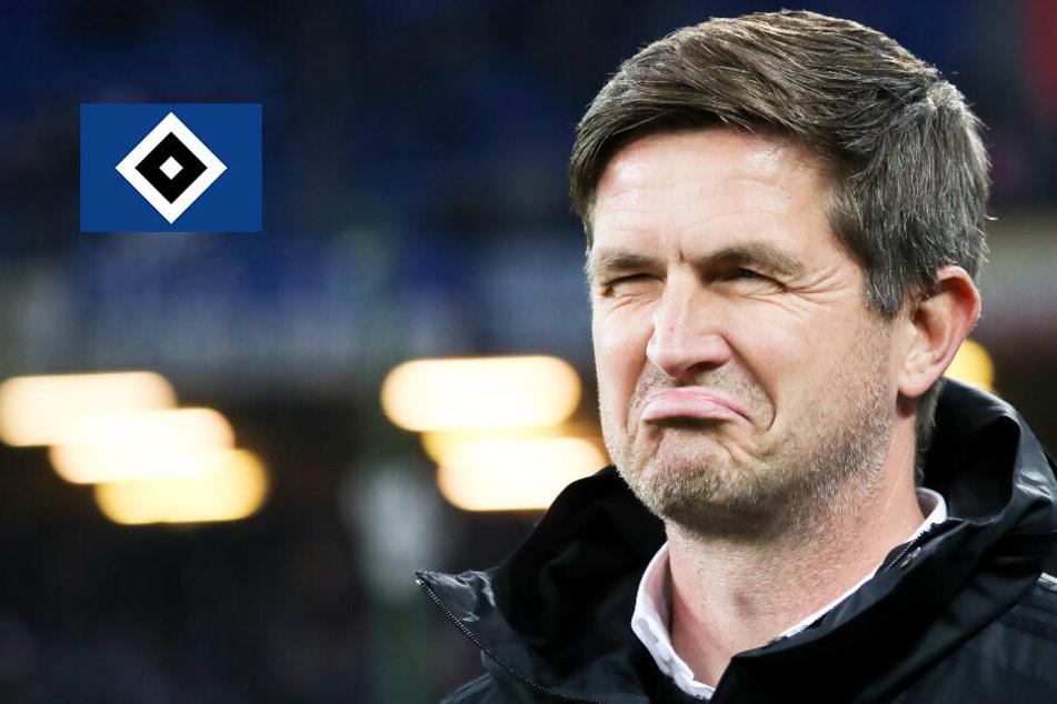 HSV schmeißt Sportvorstand Ralf Becker raus, Nachfolger steht schon fest
