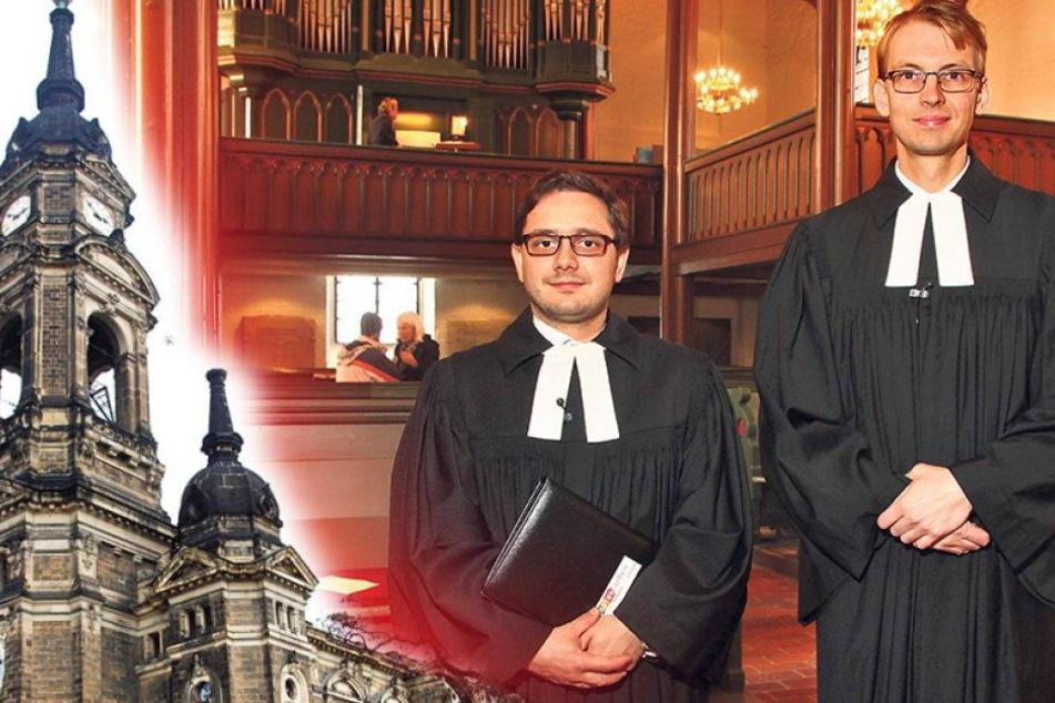 Schwules Pfarrer-Paar verlässt Sachsen
