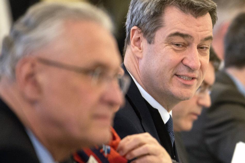 CSU-Chef Markus Söder fordert finanzielle Hilfen für Unternehmen.