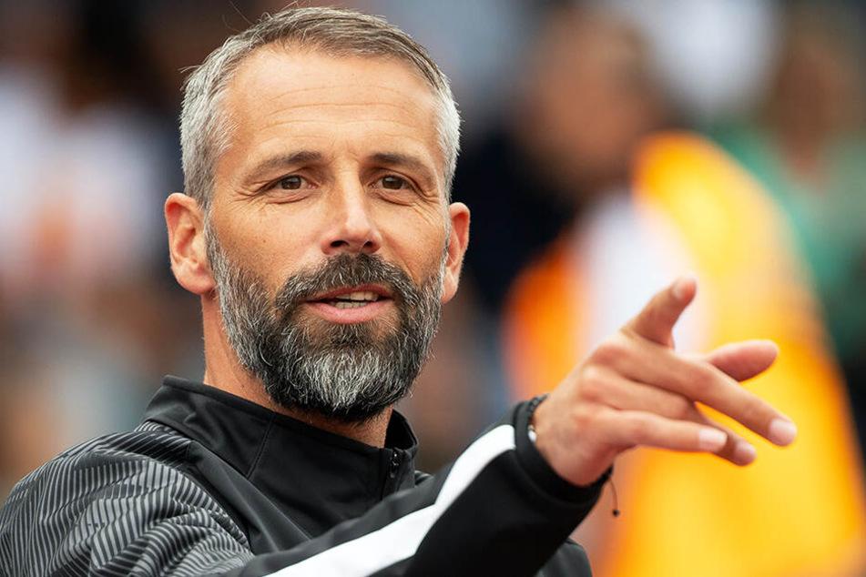 Der neue Trainer Marco Rose verpasst Borussia Mönchengladbach einen anderen Spielstil.
