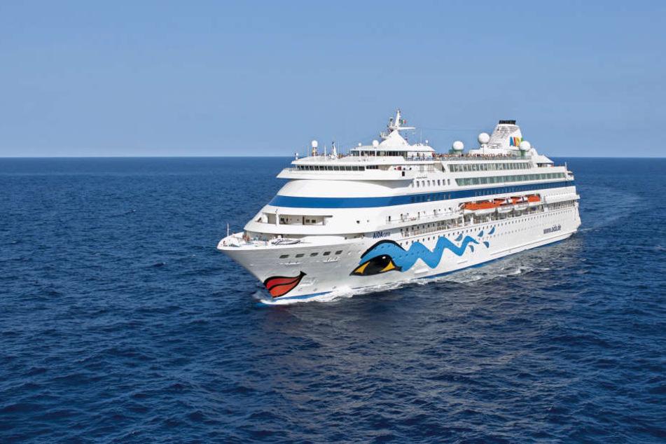 AIDAcara: Deutscher Urlauber ging offenbar über Bord