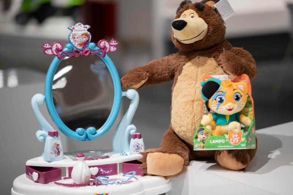 Im Jahr 2018 machten Lizenzprodukte nach Angaben vom Deutschen Verband der Spielwarenindustrie (DVSI) etwa 20 Prozent vom Gesamtumsatz der Spielwarenindustrie aus