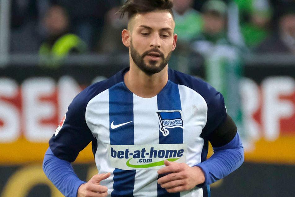 Marvin Plattenhardt (25): Kann vielleicht schon gegen Dänemark sein Können unter Beweis stellen, wie für die Hertha in der abgelaufenen Spielzeit.