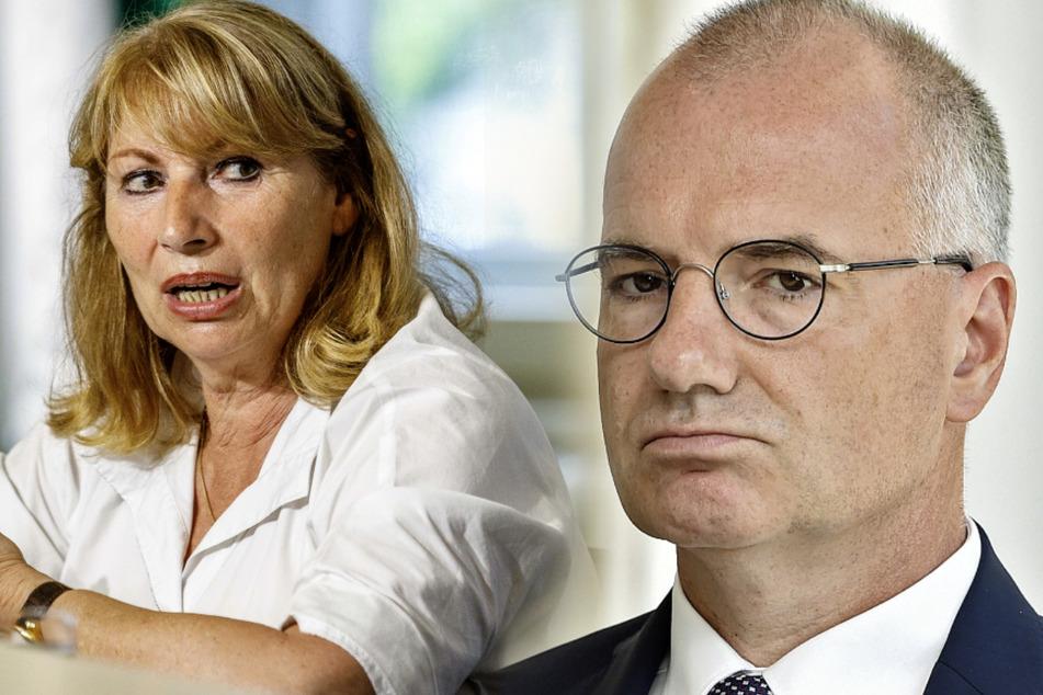 Sachsens Gesundheitsministerin Petra Köpping lehnt (63, SPD) lehnt den Vorschlag von Ärztekammerpräsident Erik Bodendieck (54) ab.