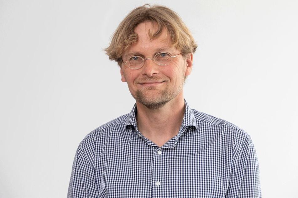 Elbdüker-Planer Ulrich Fürst (48).