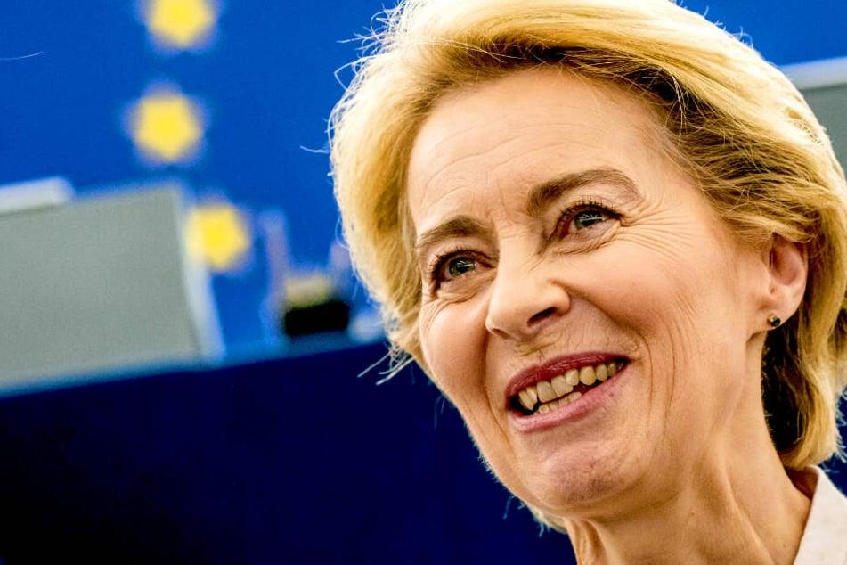 Ursula von der Leyen wird EU-Präsidentin!