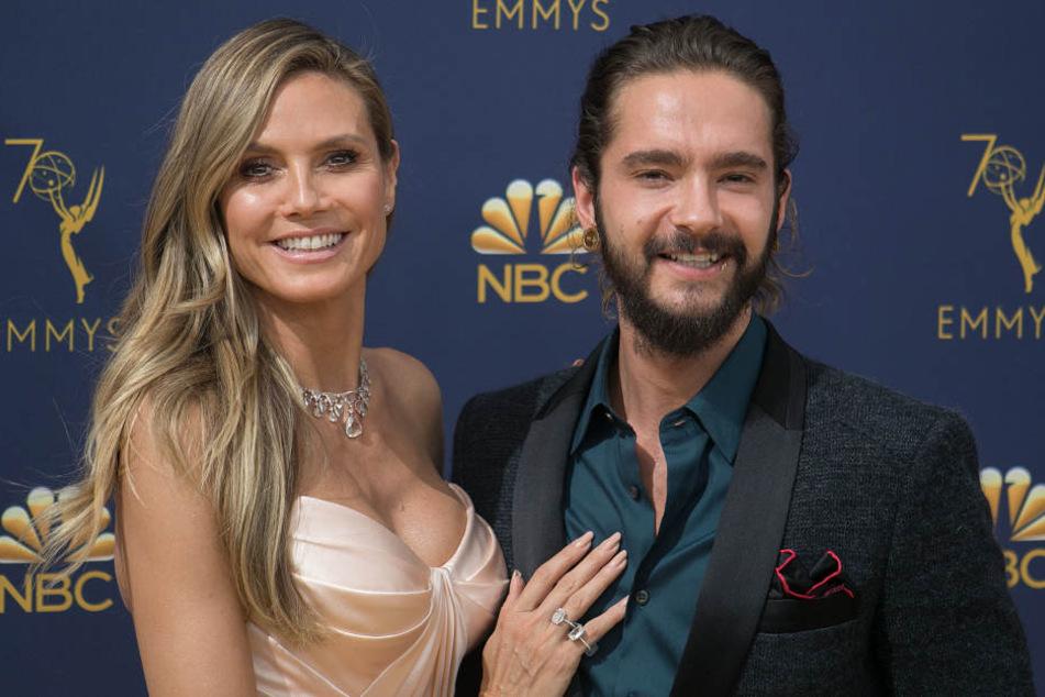 Heidi Klum (45) und Tom Kaulitz (28) fiebern Halloween entgegen.