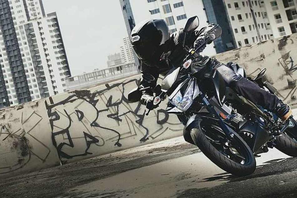Die neue Street-Sport-Maschine GSX-S125 von Suzuki wird auch auf der Messe zu sehen sein.