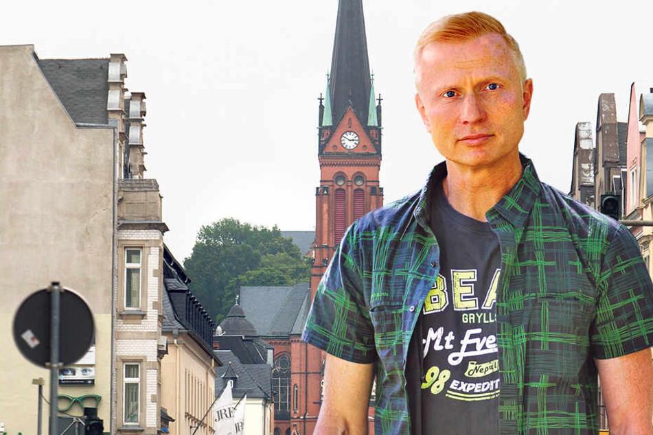 Jens Ullrich (54) in seiner Wahlheimat Leipzig. In Aue arbeitet er weiterhin - aber nur dort, wo er nicht unerwünscht ist.