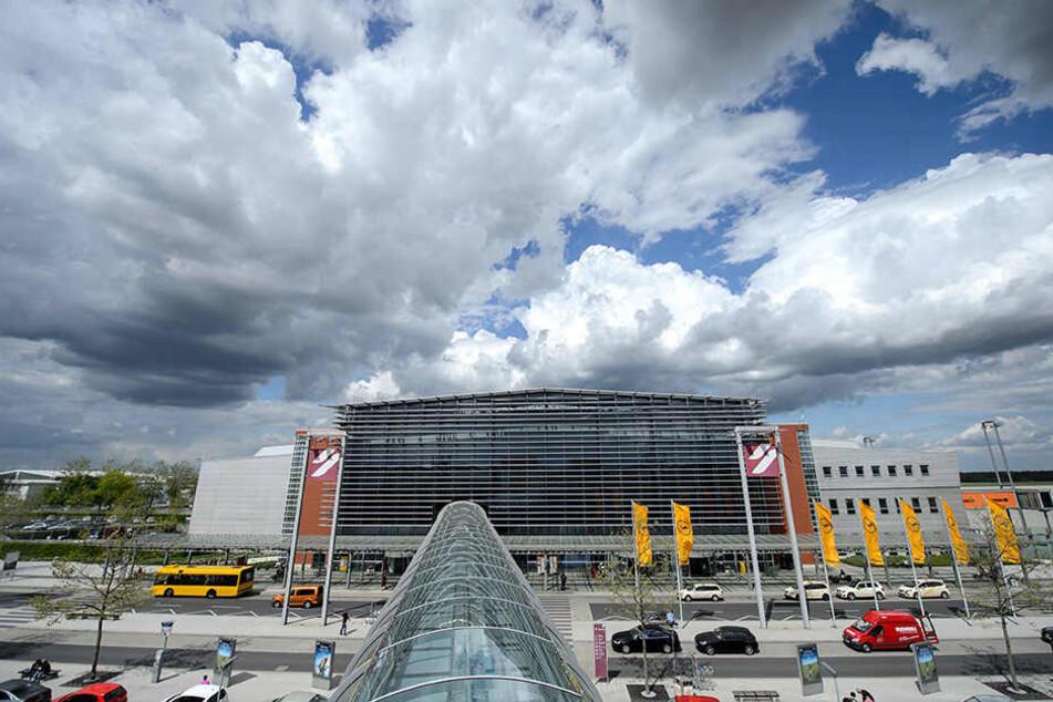 Auf dem Flughafen in Dresden geht der Streik um 4 Uhr los.