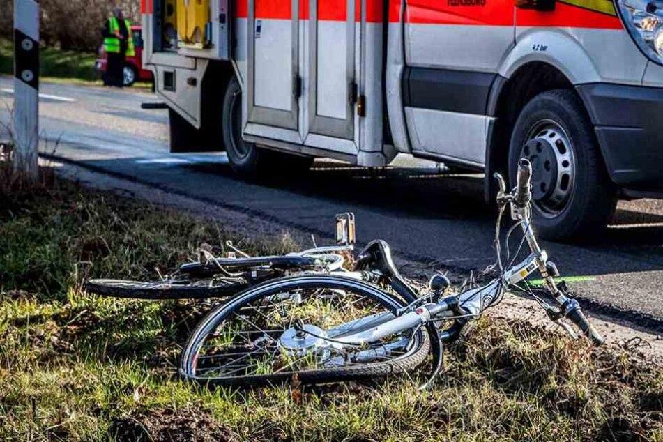 Drei Radfahrer wurden in Berlin verletzt, weil Autofahrer unachtsam ihre Türen öffneten (Symbolfoto).
