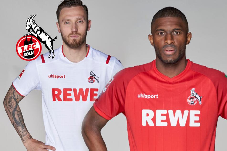 1. FC Köln zeigt neue Bundesliga-Trikots: Das Ausweich-Trikot überrascht