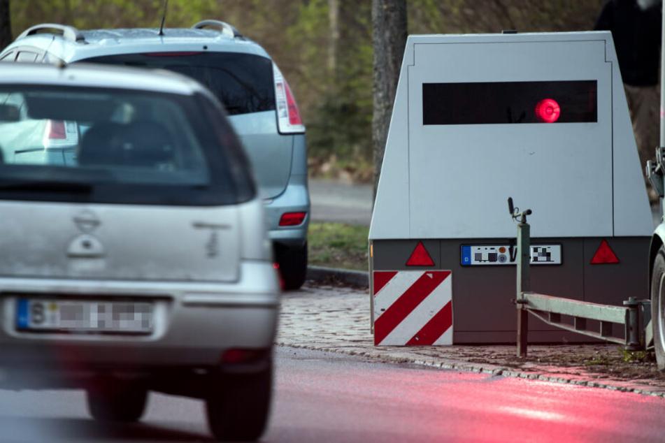 Brandenburger Polizei beteiligt sich an bundesweitem Blitzer-Marathon!