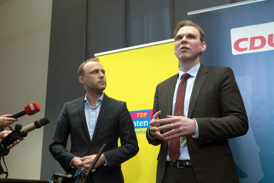 Das Abgeordnetenhaus setzte am Donnerstag mit den Stimmen von CDU, FDP und AfD einen neuen Untersuchungsausschuss zum BER ein.