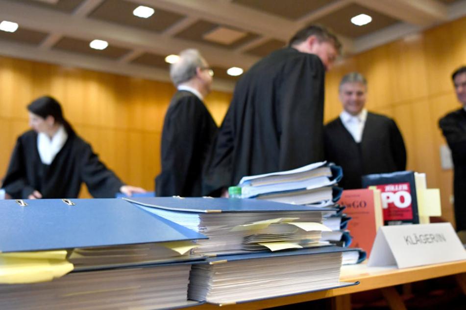 Der Rechtsstreit um Aldi Nord vor dem Schleswig-Holsteinischen Oberverwaltungsgericht geht weiter (Archivbild).