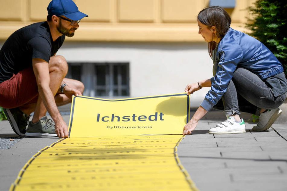 Alle rund 11.400 Orte in Deutschland sollen Erwähnung finden.