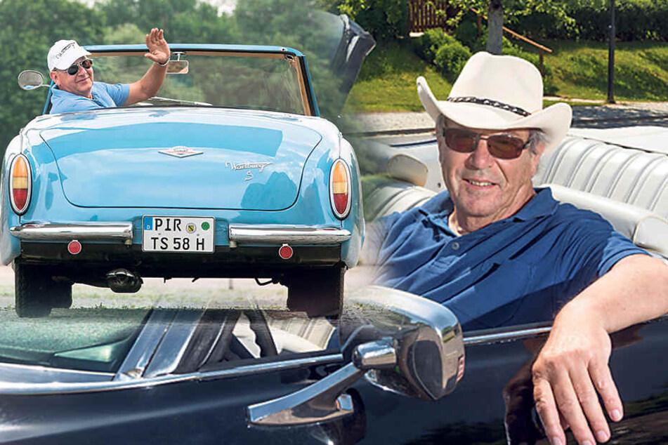 """""""MOPO Cabrio Rallye"""": Diese traumhaften Schlitten sind dabei"""