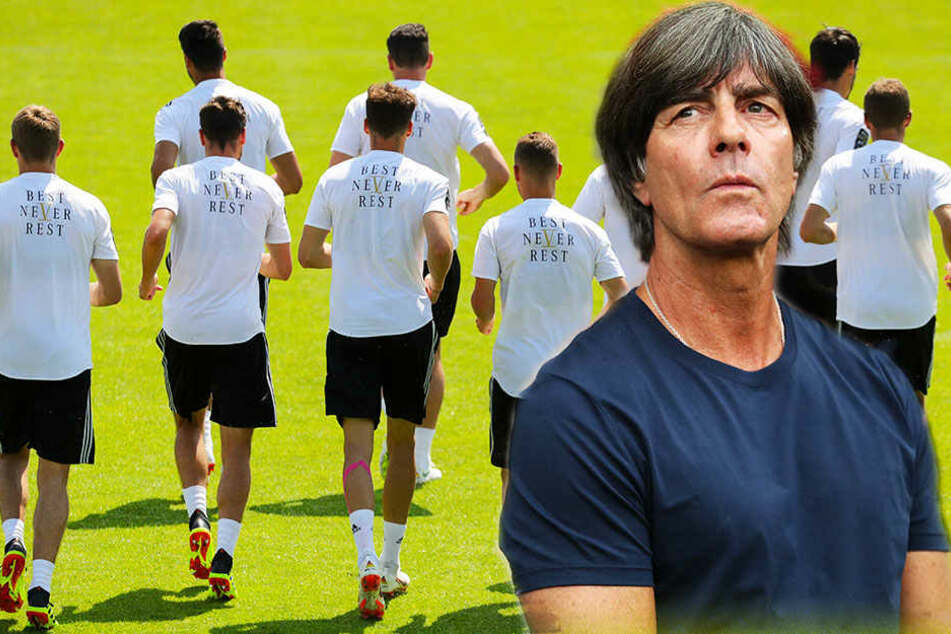 Bundestrainer Joachim Löw hatte für seinen finalen WM-Kader die Qual der Wahl.