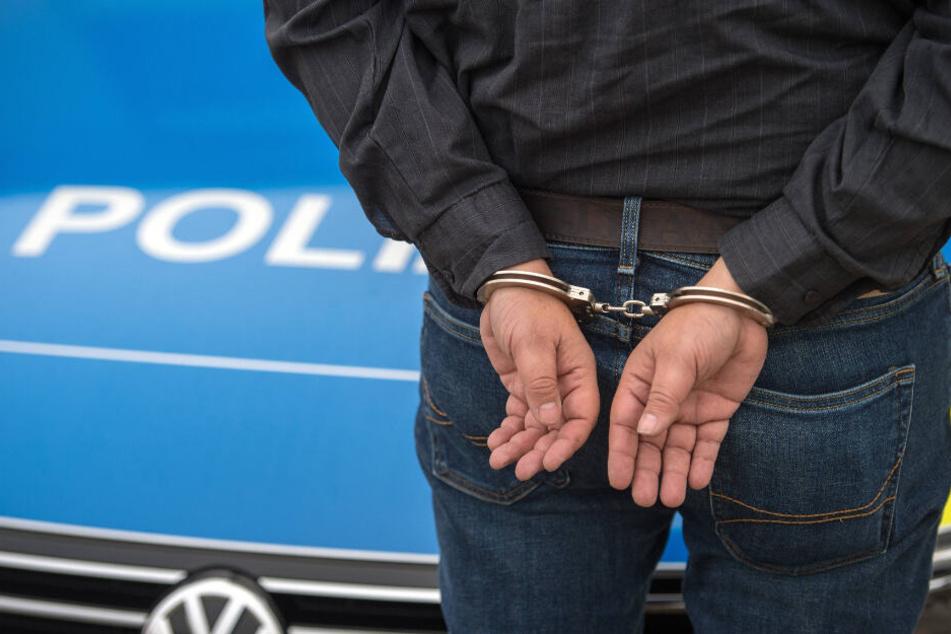 Am Donnerstag klickten in Leipzig-Eutritzsch die Handschellen.
