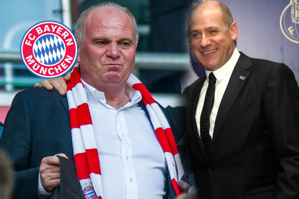 Hoeneß pöbelt gegen Pariser Sportdirektor