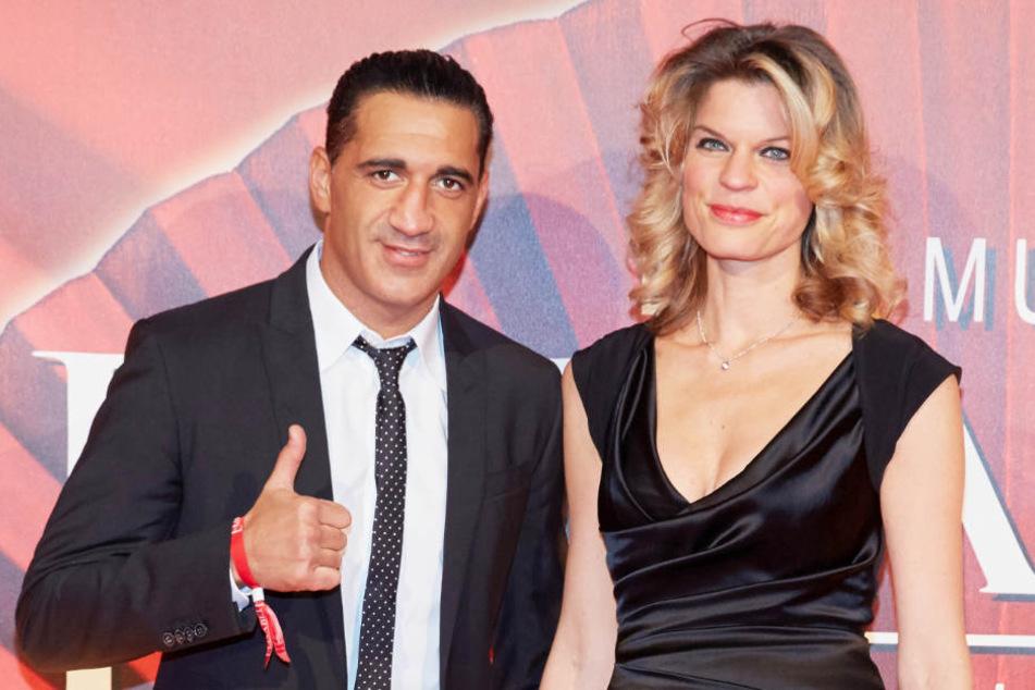 Boxer Ismail Özen und Versandhaus-Erbin Janina Otto erwarten ihr zweites Kind.