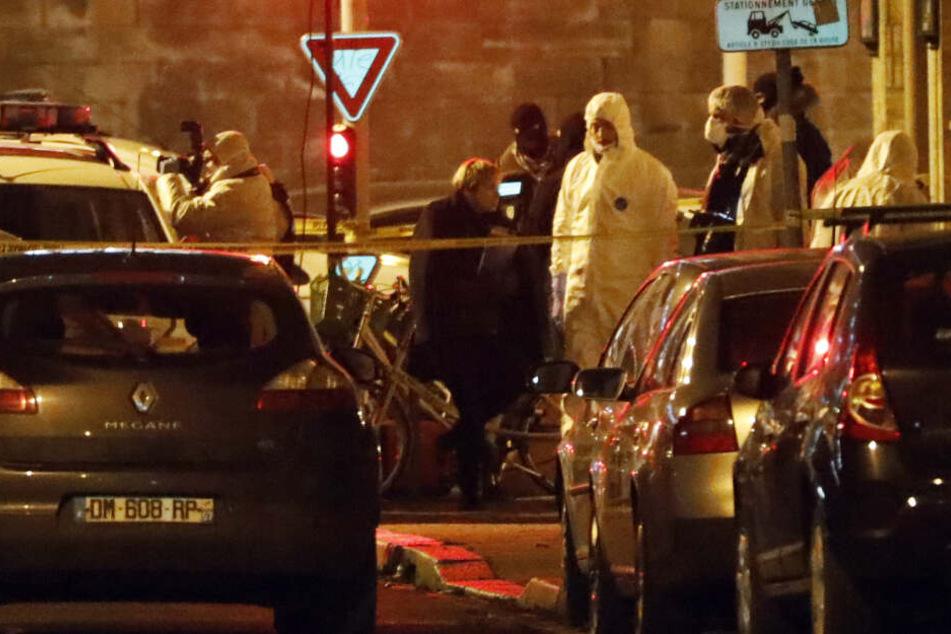 Bei dem Anschlag auf den Straßburger Weihnachtsmarkt wurden fünf Menschen getötet.