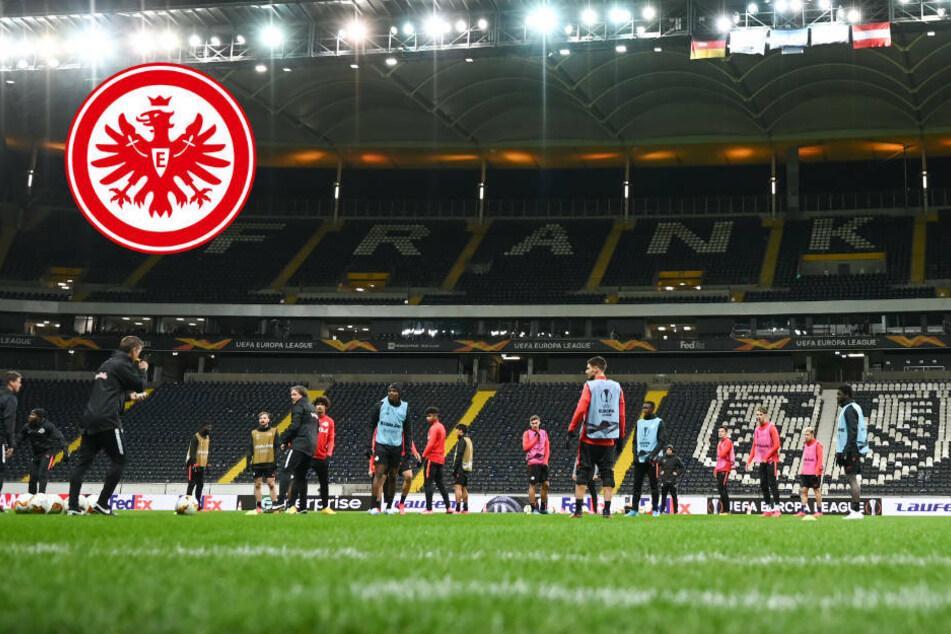 """Eintracht Frankfurt: Nun doch auch ein """"Geisterspiel"""" gegen Basel"""