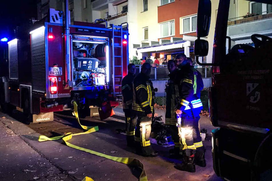 In einem Altersheim in Premnitz ist am Donnerstagabend ein Feuer ausgebrochen.