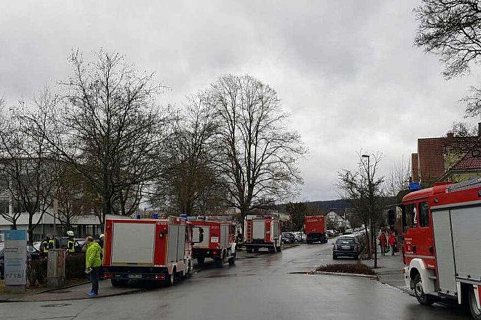 41 Schüler klagten wegen des Reizgases über Atembeschwerden.