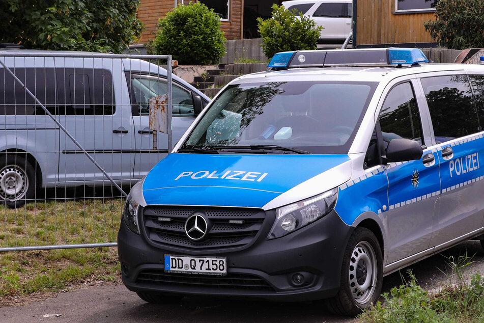 Die Polizei musste am Dienstagvormittag zu einem Einsatz nach Dresden-Trachau. (Symbolbild).